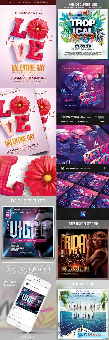 Flyer Template Vip Part12 17-MAR-2020 PREVIEW
