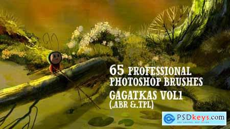 Gagatkas vol2 PRO Photoshop brushes 4571338