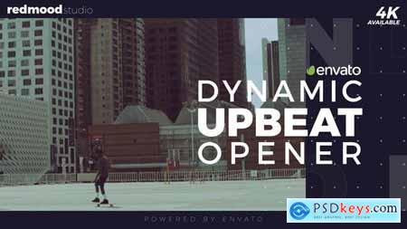 Dynamic Upbeat Opener 23367502