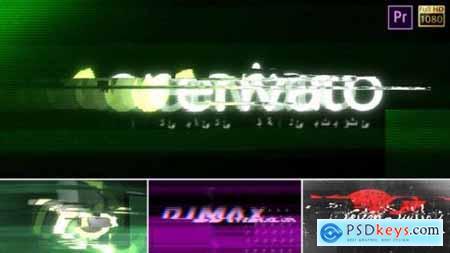 Glitch Reveal Premiere Pro 25952312