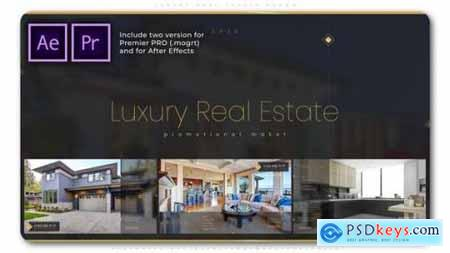 Luxury Real Estate Promo 26021354