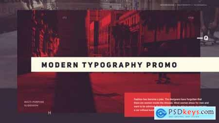 Modern Promo Slideshow 25692869