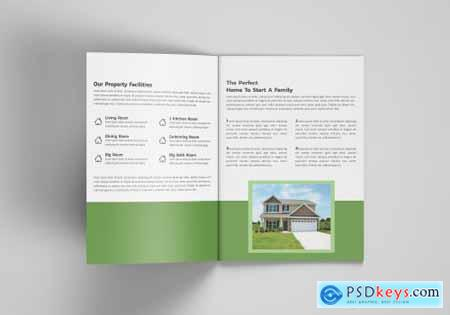 Creative Real Estate Brochure 4542613