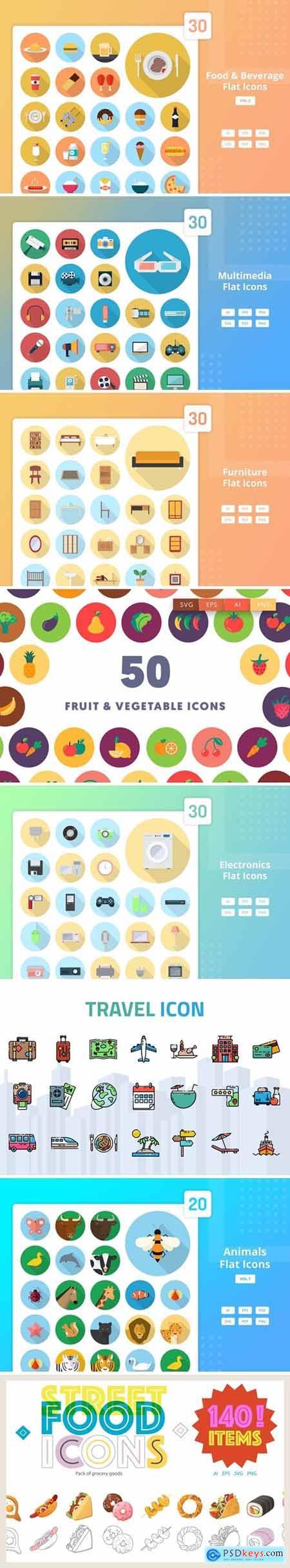 Icon Bundle 61