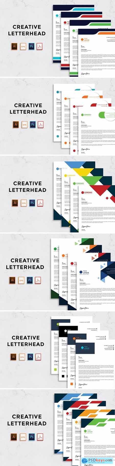 Creative Letterhead Bundle