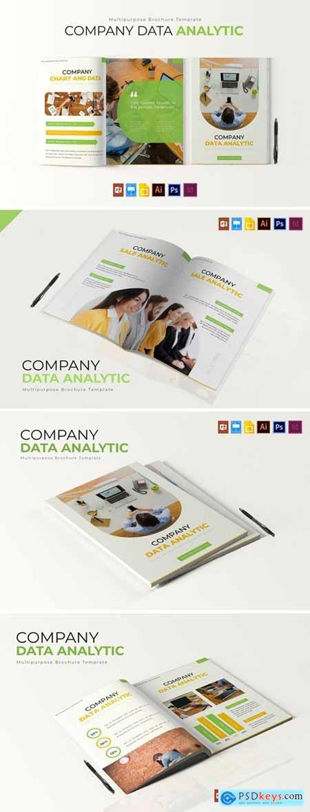 Company Data Analytic - Report Template