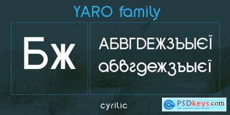 Yaro Complete Family