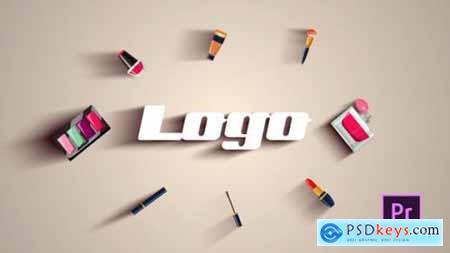 Cosmetic Makeup Logo 26054601