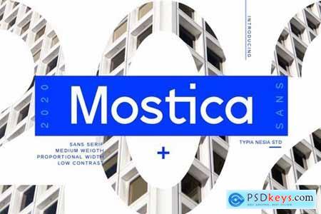 Mostica Sans