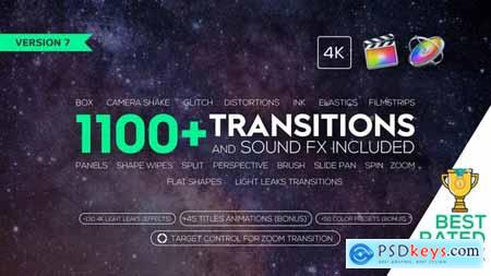 Transitions and Sound FX + Bonus V7 21589524