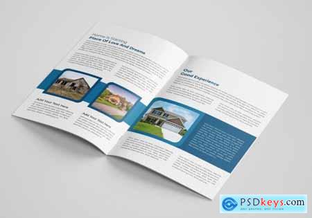 Modern Real Estate Brochure 4542609