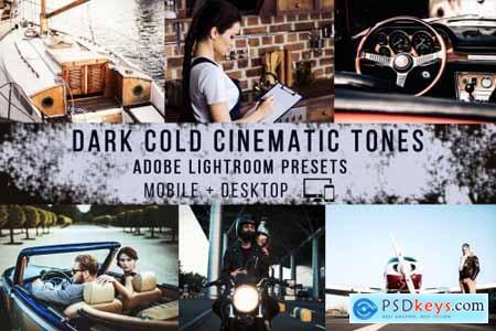 Dark Cinematic Lightroom Presets 4514497