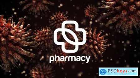 Coronavirus Logo Reveal 26118765