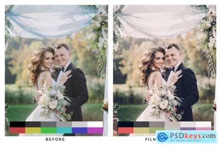 50 Top Wedding Lightroom Presets 4709589