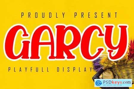 Garcy Playfull Display