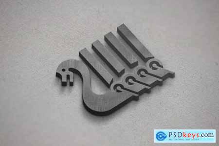 Logo Mockups Bundle 4644618