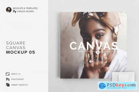 Square Canvas Ratio 1x1 Mockup 05 4414723