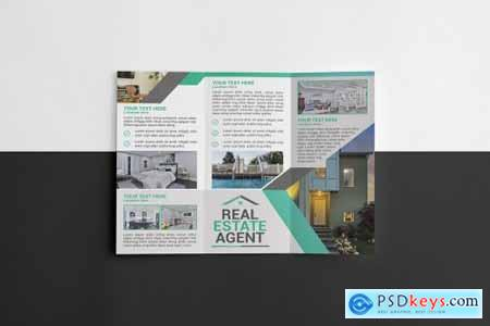 Real Estate Trifold Brochure 4686430