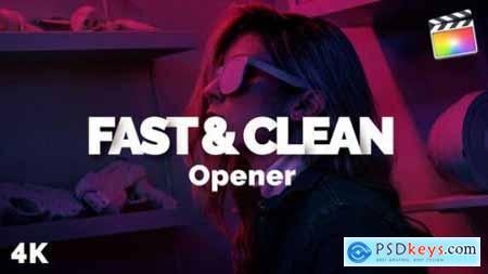 Fast & Clean Opener 26100142