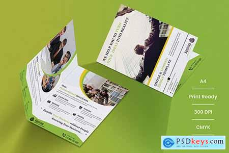 Business Brochure Bifold Template-02
