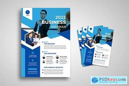 Business Seminar Flyer