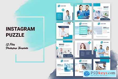 Instagram Puzzle Medical