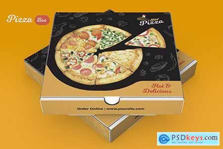 Pizza Box Design 2