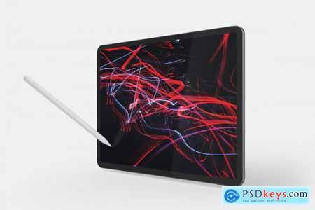 iPad Pro Mockup Set 4127883