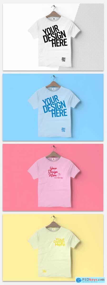 T-Shirt Mockup 333485641