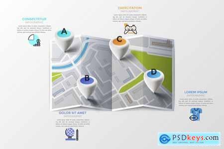 Objectum Infographic Maps