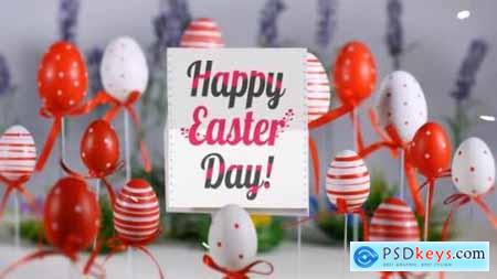 Happy Easter Day Stop Motion Card 23661985