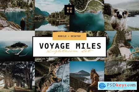 6 Voyage Miles Preset Bundle 4722551