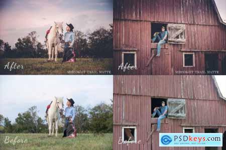 Ranch Presets for Lightroom + Mobile 4535557
