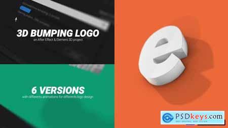 3D Bumping Logo 25125845