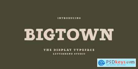 Bigtown Regular