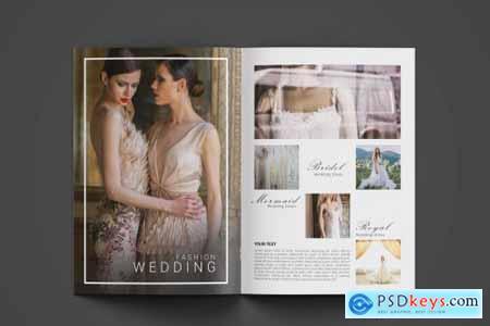 Minimal Magazine Template 4461760