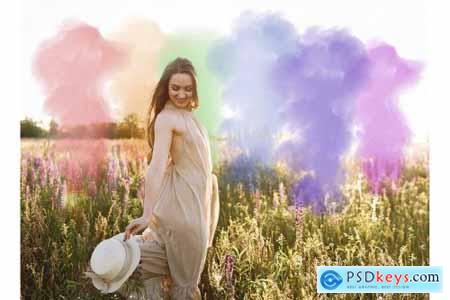 Smoke Bomb Overlays 4465429