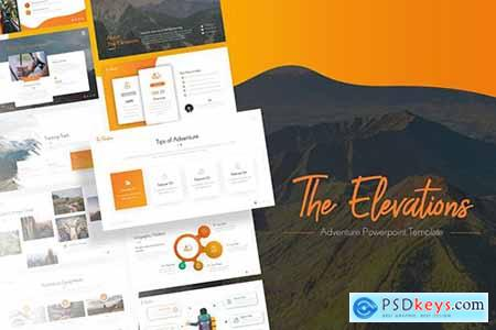 Elevations - Adventure PowerPoint Template