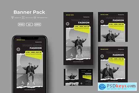 SRTP Banner Pack.v2.24