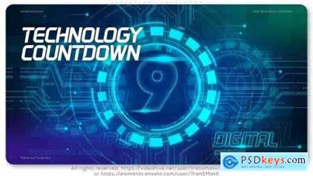 Technology Countdown 26148048