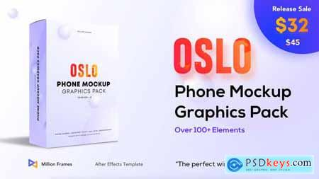 Phone Mockup Graphics Pack 26155896