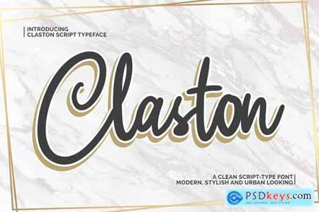 Claston Script 4743613