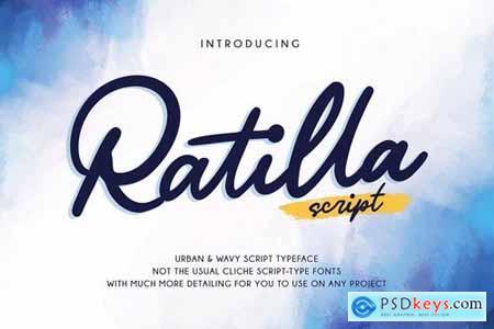 Ratilla Script 4743562