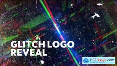 Glitch Logo Reveals 26221634