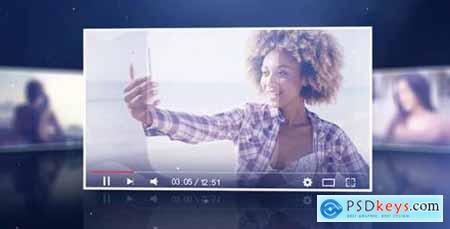 Youtube & Vimeo Channel Promo 19294201