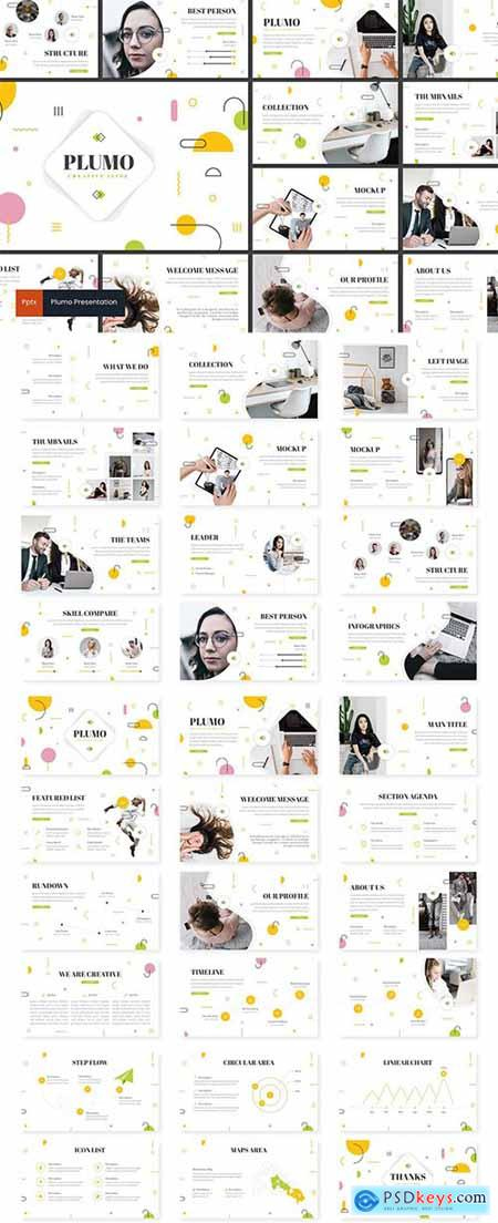 Plumo - Powerpoint Template