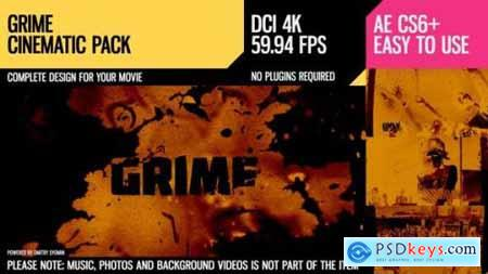 Grime (Cinematic Pack) 25244277