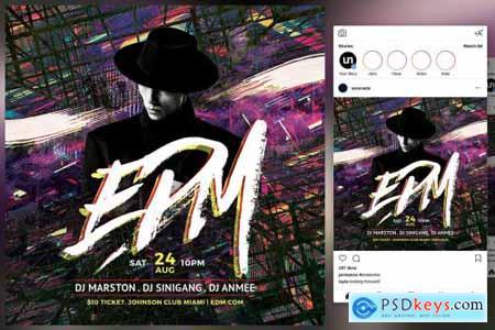 EDM Flyer 4660951