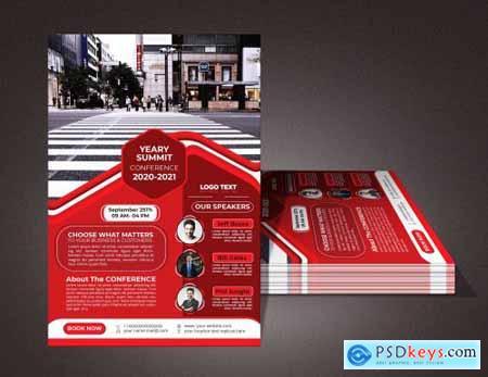 Multipurpose Business Flyer Template 4686014