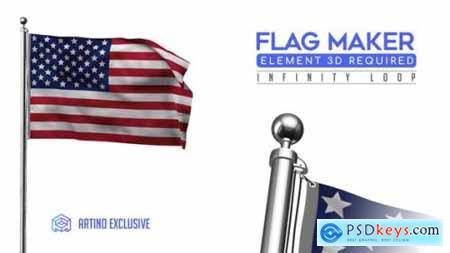 Flag Maker 25588451